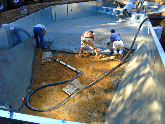 In Ground Swimming Pool Design Amp Install In Southington
